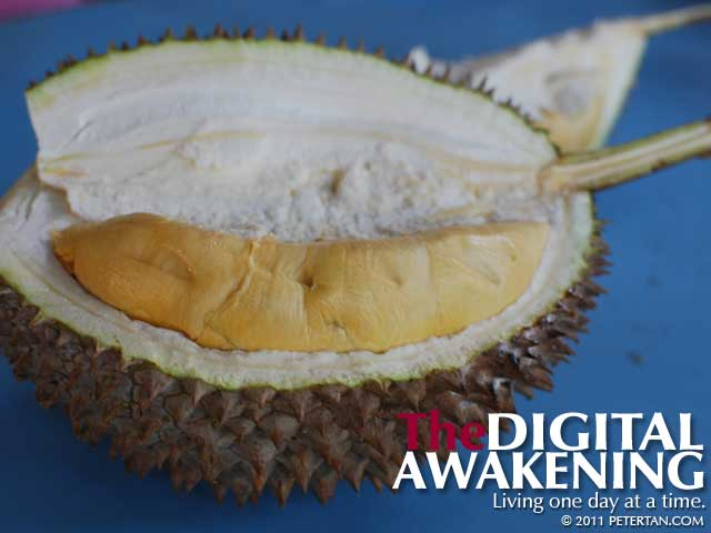 Balik Pulau durian - Ang Heh