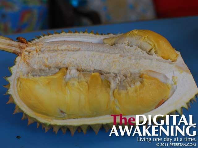 Balik Pulau durian - Lin Feng Jiao