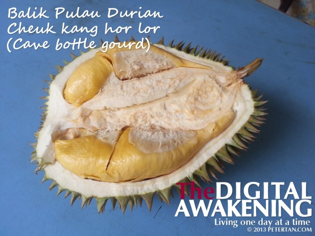 Hor lor Balik Pulau durian